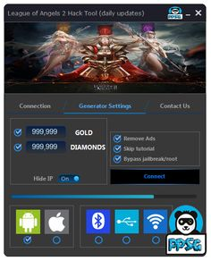 League of Angels 2 Hack Tool Download
