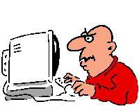 Mille & Soeren - Clipart funny computer | COMPUTER/BIG MAC ...