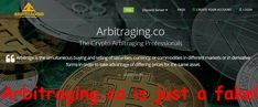 Arbitraging.co experiences and scam review: It is just fake! Money Today, Earn Money, Investing, Create Yourself, Marketing, Reading, Earning Money, Reading Books