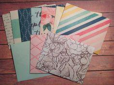 handmade envelopes, set of 10 envelopes, envelopes, beautiful envelopes by PinkyPromiseBargains on Etsy