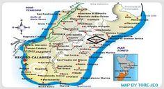 Gerace Location Map Provincia di Reggio Calabria Calabria Italy