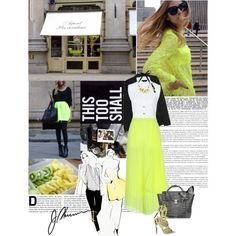Neon, created by guess1 on Polyvore