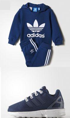 Adidas Originali Dei Figli E Neonati Firebird Tuta (Neonati E Figli Bambini e66bfe