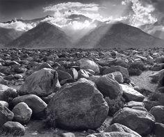 Mount Williamson by Ansel Adams