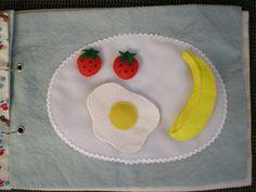 Dekirukana(can you do this?) - food on a plate