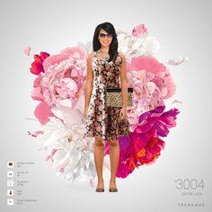 Roupa desenhada por Giovana usando roupas de Nordstrom, Forever 21, Etsy, French Connection, Amazon Fashion. Estilo feito através do Trendage.