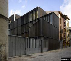 Le Courrier de l'Architecte | '2009 Copper in Architecture Awards' - Les Espagnols se distinguent