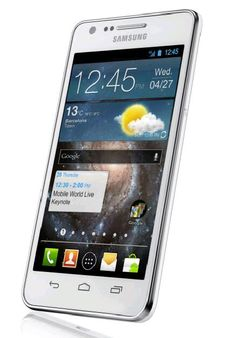 galaxy 4s | picture posted by a Russian mobile blogger Eldar Murtazin sheds ...