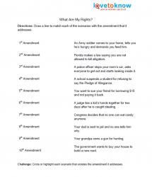 interpreting the bill of rights worksheet worksheets kristawiltbank free printable worksheets. Black Bedroom Furniture Sets. Home Design Ideas