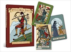 The English Magic Tarot: Andy Letcher, Rex Van Ryn, Steve Dooley, Philip Carr-Gomm: 9781578636006: Amazon.com: Books