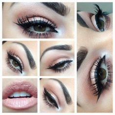 BrowboneInnocent CreaseBeautiful Inner EyeCurious Upper Lash LineDevious LidVulnerable LipsLoveable Lashes3D Lashes