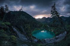 Stefan Hefele - Photography  Hiden Lake Austria