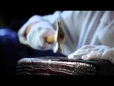 """Ever wonder how your designer handbag is crafted-- see this fascinating video on """"The Making of the Miss Dior Bag""""!"""