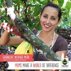 Fair Trade celebrates Moms make a World of Difference - Family Focus Blog #FairMoms