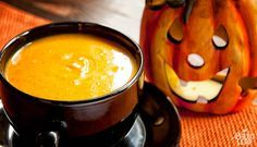 Pumpkin Soup With Apple And Spices - this is what stacey made aand was soooo delicious!