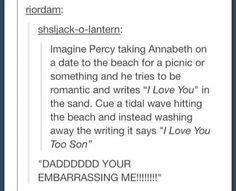 Percy Jackson Humor