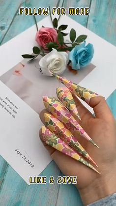Cool Paper Crafts, Paper Crafts Origami, Paper Crafting, Fun Crafts, Arts And Crafts, Cardboard Crafts, Preschool Crafts, Diy Crafts Hacks, Diy Crafts For Gifts