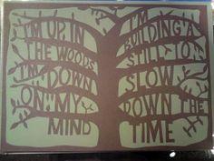 woods; bon iver