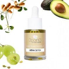 Synergie d'huiles végétales bio anti-pollution : avocat, dattier du désert et…