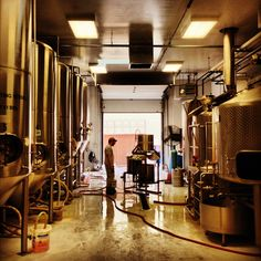 A look inside Tioga Sequoia, a prominent Fresno micro-brewery located in Downtown.