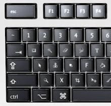 oled keyboard for photoshop short cuts