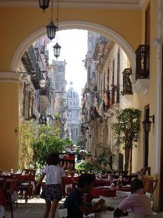 Visited here...Havana, Cuba...with church group.  Beautiful city...dis-served by negative propaganda.