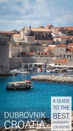The old city of Dubrovnik is possibly one of the best photography locations in the world. Discover the best things to do and see in Dubrovnik and the best photo locations. There are also some handy travel photography tips for beginners too.  #dubrovnik #croatia #photography