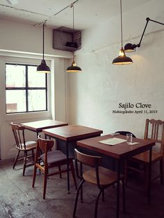 rustic retro cafe #cafe