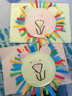 Projects For Kids, Diy For Kids, Art Projects, Jungle Crafts, Kids Toilet, Paper Plate Crafts For Kids, Christmas Tree Crafts, Weaving Art, Dot Painting