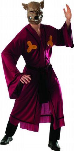 splinter diy tmnt costume - Google Search