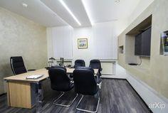 Офис в Москве. Реализованный проект: интерьер, офис, администрация, современный, модернизм, кабинет личный, кабинет руководителя, 10 - 20 м2 #interiordesign #office #administration #modern #personalcabinet #officeofceo #10_20m2 arXip.com