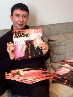 "Marc Almond with Demon Lover 10"" Vinyl"
