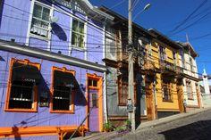 Valparaíso, Cerro Concepción. Mayo 2014