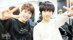 Doyoung and Jisung #SMROOKIES