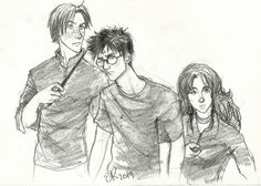 HP trio by The Life Pursuit