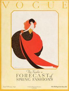 Magazine Vogue - 1921