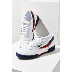 good selling sale online cheap sale footlocker FILA Leather Low-Top Sneakers EYbcM3