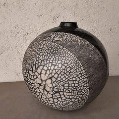 Vessel Alessandra Foletti Lenca Pottery