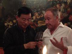 Visite de M. Yu Zhong, Gouverneur de la province de Ningbo, Chine
