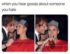12 Crimes tthat Justin Bieber has Committed funny, justin bieber, and ed sheeran image Funny Shit, Crazy Funny Memes, Really Funny Memes, Stupid Memes, Funny Relatable Memes, Wtf Funny, Funny Jokes, Hilarious, Funniest Memes