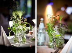 DIY Tischdeko für die Hochzeit