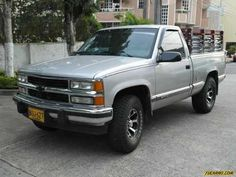 Chevrolet Silverado C [fleetside] At cc 4x2