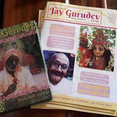 Revista Sri Jay Gurudev (2) #patrika #revista #jaygurudev #jaygurudevpublicacoes #jaygurudevbr.org #jaygurudev.org #srilagurudeva #vanamaharaj #srilabhaktivedantavanagoswamimaharaja