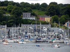 Kinsale Ireland. Our hotel was right off of the harbor... Gourmet capital of Ireland