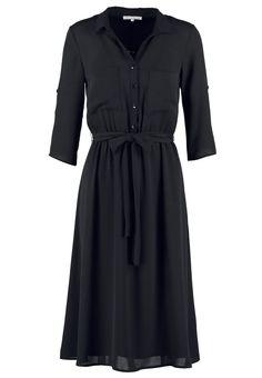 mint&berry Sukienka koszulowa - black za 124,5 zł (13.10.16) zamów bezpłatnie na Zalando.pl.