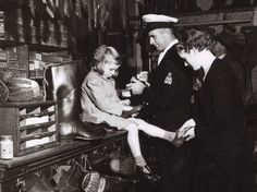 """The original DIY doyenne, Mrs. Sew and Sew taught British civilians how to extend the lives of wardrobe staples at the height of clothes-rationing during World War II. Among the raft of leaflets produced by the Board of Trade was """"Three Certain Shoe-Savers,"""" a series of tips on getting extra wear out of one's shoes while looking smart."""