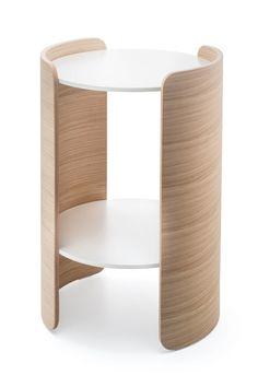 Multi-layer wood coffee table PARENTHESIS | Coffee table - @pedralispa