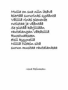 Learn Finnish, Poems, Math Equations, Learning, Poetry, Studying, Verses, Teaching, Poem