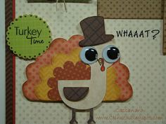 Obsessed with Scrapbooking: Thanksgiving Day Memories