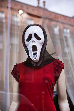 Scream by Alex Art and Photo Dublin City, Scream, Halloween Face Makeup, Windows, Photograph, Fashion Trends, Art, Photography, Art Background